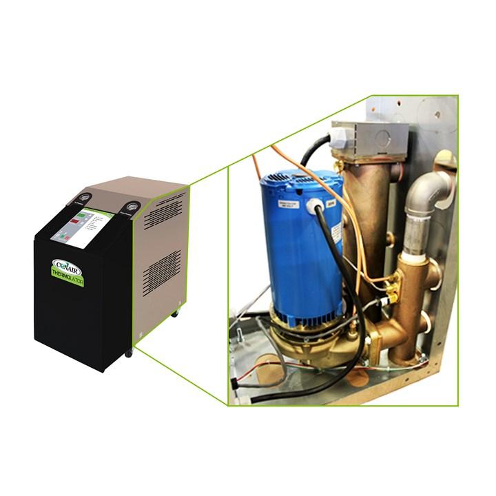 Conair Thermolator temperature-control units (TCUs)