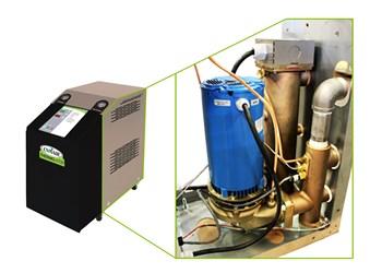 Heating/Cooling: Temperature Control Offers Non-Ferrous Cast-Bronze Construction