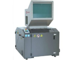 Image of efficient Cumberland T50 series plastics granulator.