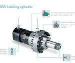 MeusburgerE 7055 locking cylinder