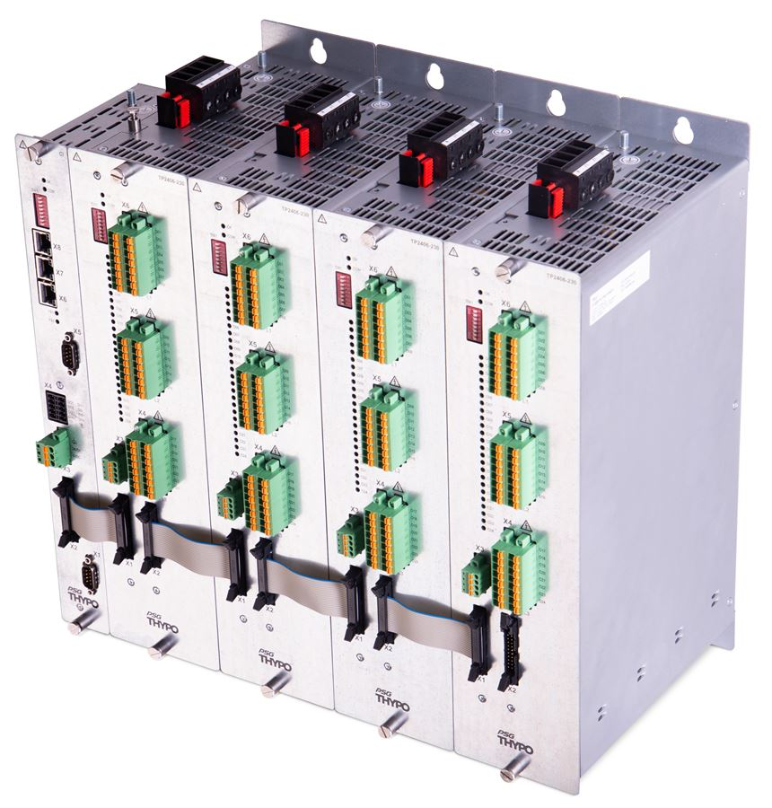 PSG Thypo power controller modules