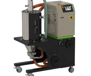 Conair mobile plastic resin dryer