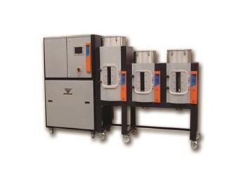 Resin Drying: New Dryer Line Applies Improved Heat Exchanger Design, Energy Management
