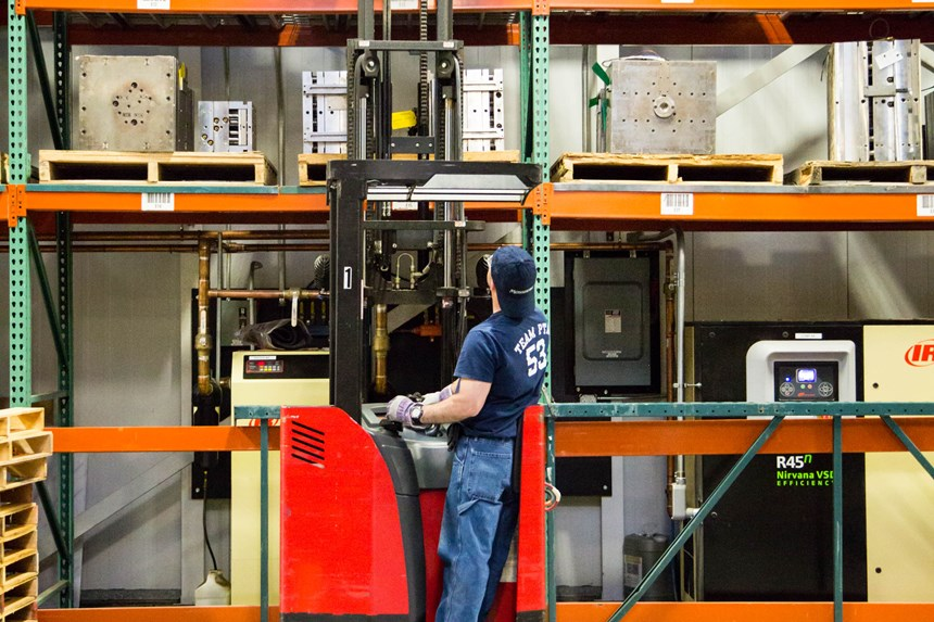 PTA Plastics warehous