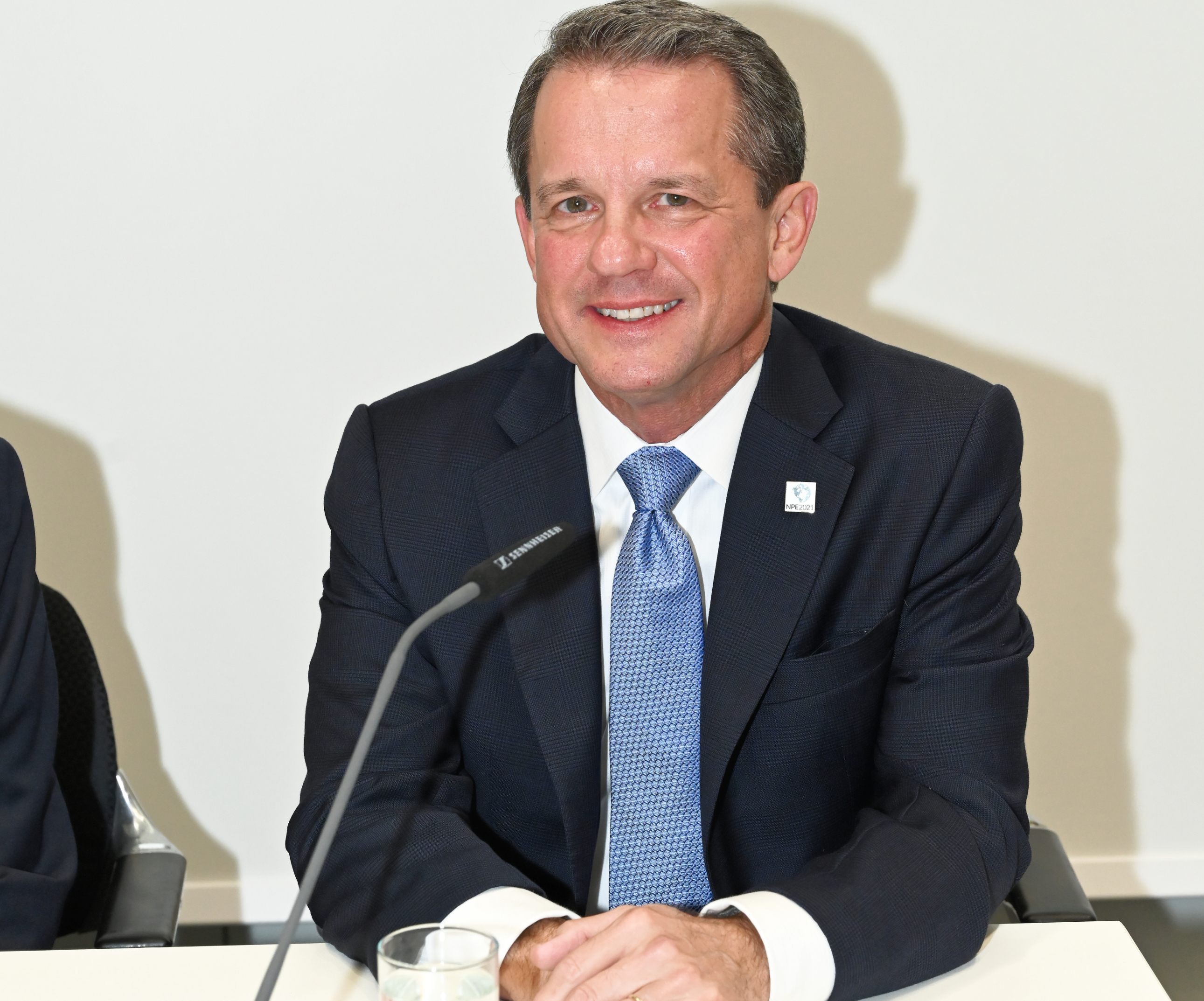 Tony Radoszewski Plastics Industry Association president and CEO