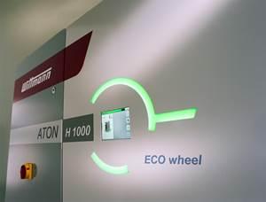 Resin Drying: Centralized Segmented Wheel Dryer