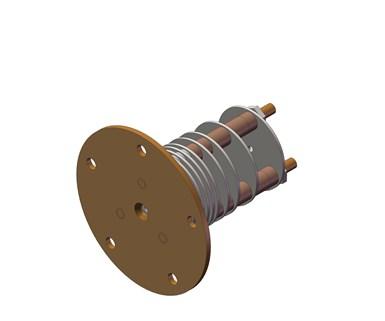 Wafer-stack calibrator