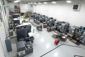 Xcentric's Clinton Township facility covers more than 30,