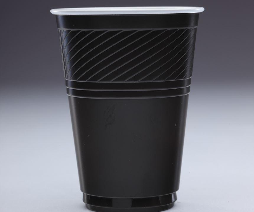 RPC Tedeco-Gizeh plastic vending cups