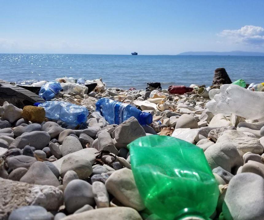 Haiti plastic bottles