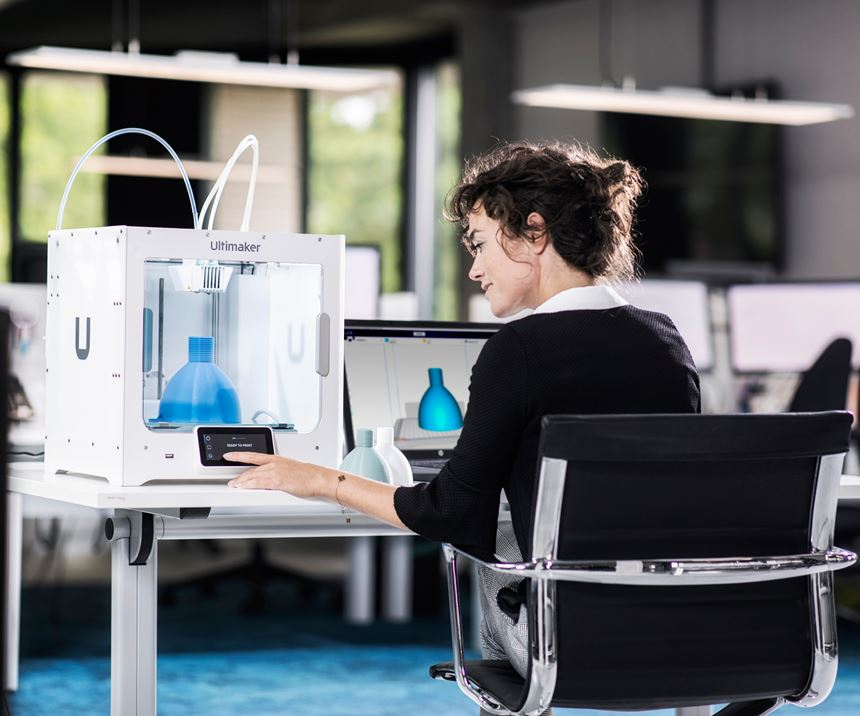 ultimaker 3d printing