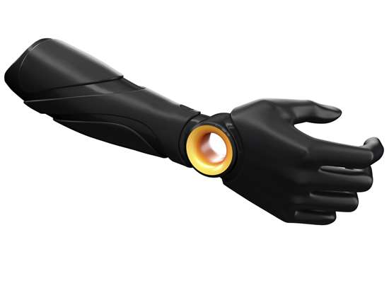 3d-printed prosthetics