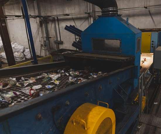 sorting materials