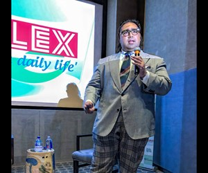 Anantshree Chaturvedi, CEO of FlexFilms International, is paying individuals to collect plastics waste for the company to recycle.