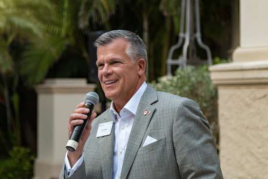 Bill Carteaux, president and CEO of the Plastics Industry Association,