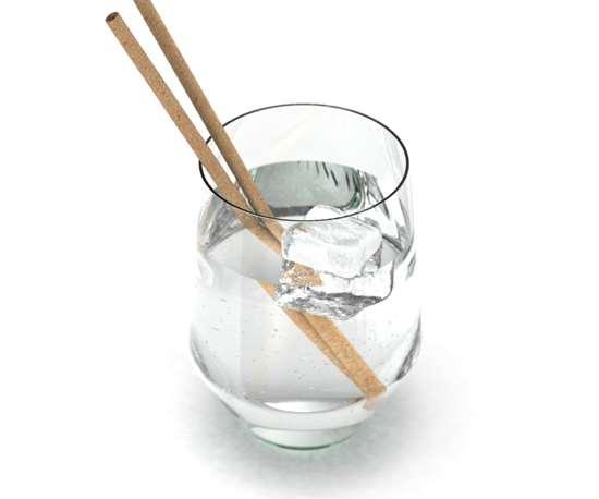 Stora EnsoSulapac sustainable drinking straw.