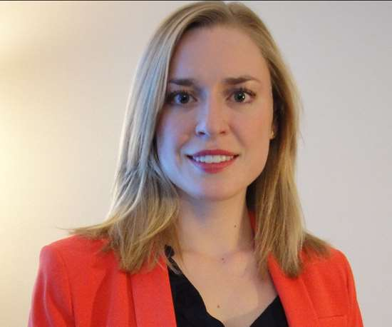 Nova Chemicals' Product Development Research Scientist Monika Kleczek
