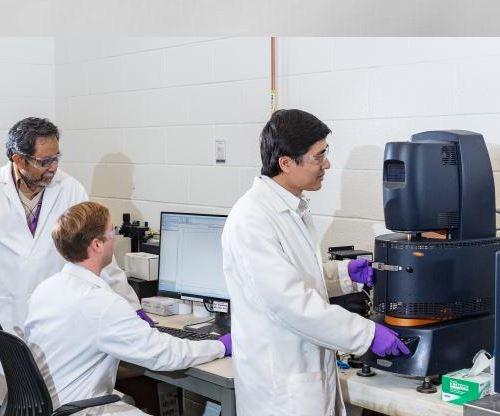 ORNL nylon lignin composite