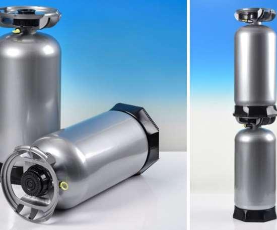 CYPET Zeg one-way recyclable PET keg