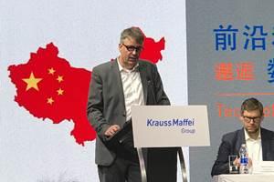 KraussMaffei Chinaplas 2019