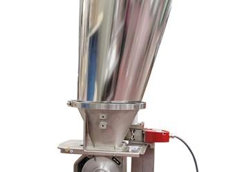 Coperion K-Tron Bulk Solids Pump (BSP) feeder line