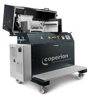 Coperion Strand Pelletizer at K 2019