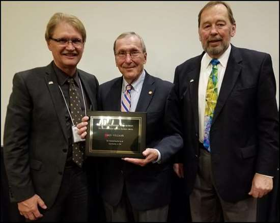 Plastics Pioneers Honors Williams