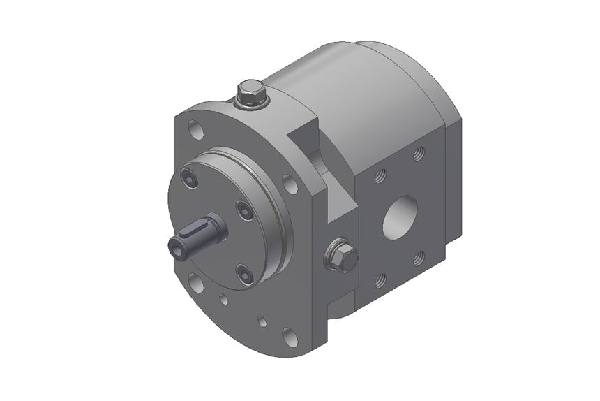 New Maag Gear Pump for Extrusion