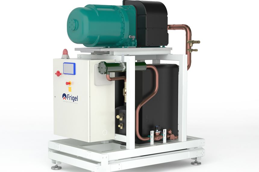 Frigel 3FR Modular Air-Cooled Chillers
