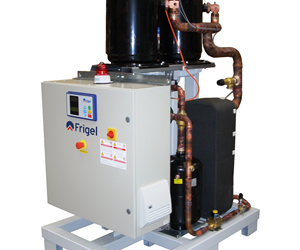 Frigel 3FX water cooled central chiller