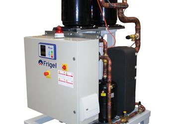 Frigel 3FX water cooled central chiller