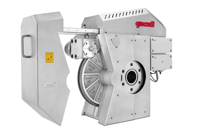 New Melt Filter from Gneuss at K 2019