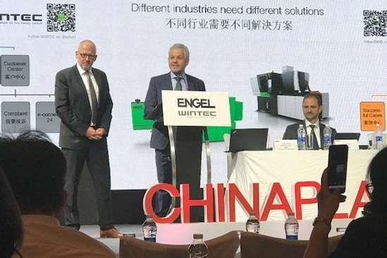Engel Chinaplas 2019