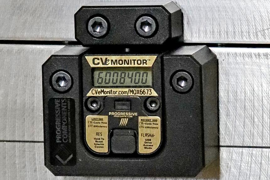 Progressive Components insulator block