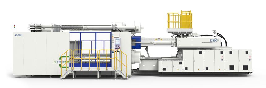 Absolute Haitian Jupiter III Injection Molding Machine