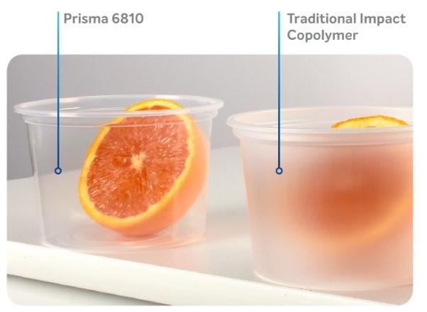 K 2019 Braskem Prisma 6910 clear impact copolymer PP