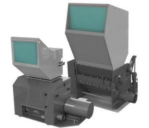Two high quality cumberland central plastis granulators