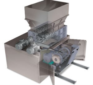 Combined shredder granulators achieve higher throuput and energy efficiency