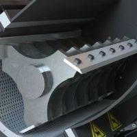plastics granulator rotor