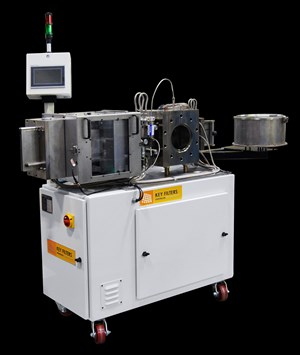 Extrusion: Enhanced Continuous Belt Screen Changer