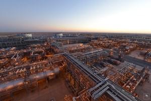 Saudi Aramco Khurais oil field