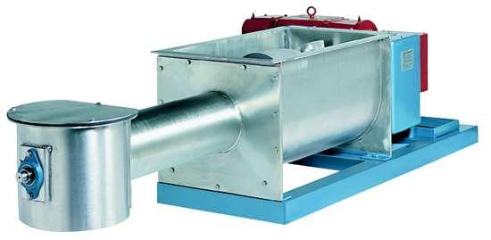 Acrison Model 140 Series Feeders