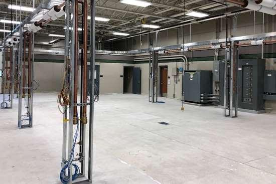 Molding Lab Opens at Nebraska Community College