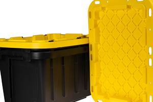 Molder of Large Totes Save Material & Energy Costs with Recycled PP
