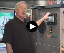Tips for industrial plastics drying from Novatec: video series