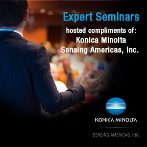 Expert Seminars on Color Quality and Consistency