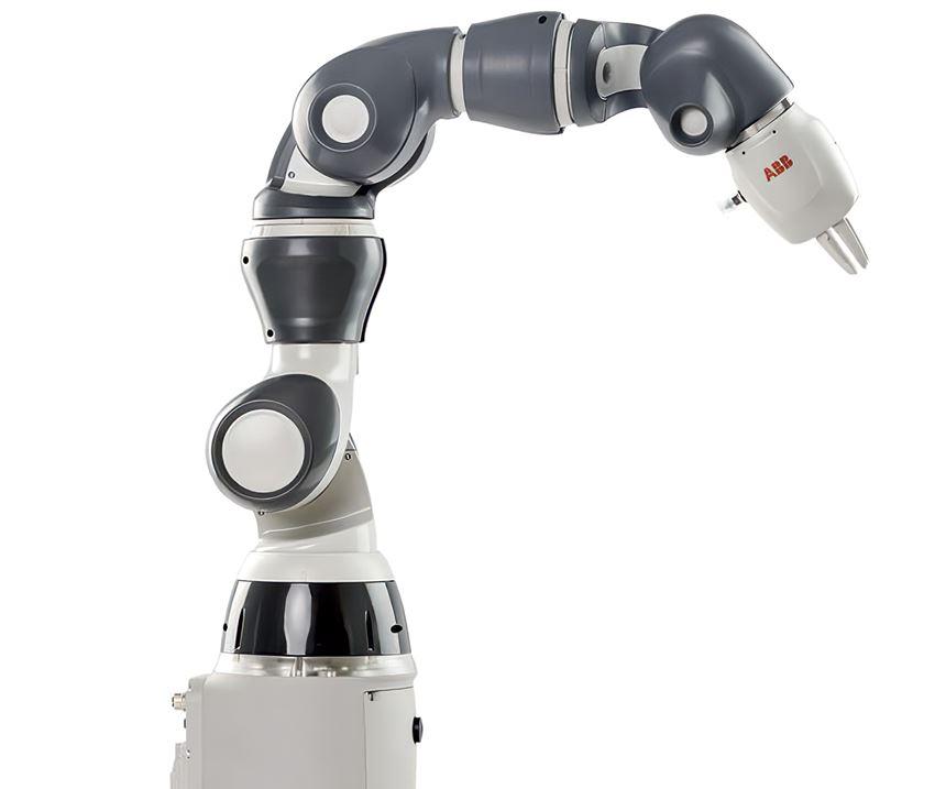 ABB YuMi single-arm cobot