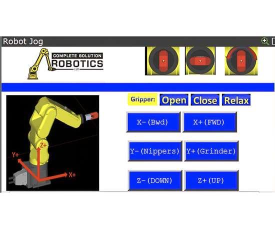 CS Robotics promises simple setu without programming