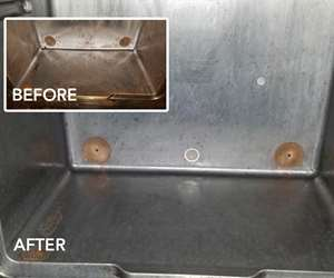 iD Additives' Eco Pro 360 removes rust quickly and safely.