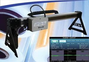 Terahertz Sensor for Sheet, Webs